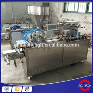 Tomato Sauce Cup Auto Blister Packing Machine pictures & photos