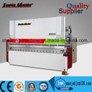 MB8-125t*4000 Zinc Plate CNC Press Brake pictures & photos