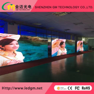Full Color P3.91 Indoor LED Video Display for Advertising, Meeting pictures & photos