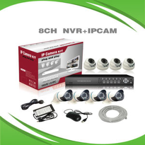 8CH 1080P Poe NVR Kit Support The Onvif pictures & photos