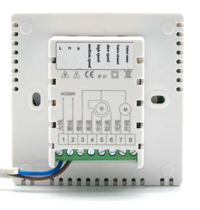 Touch Screen CO2 Voc Gas Sensor Detector Control System for Volatile Gas Dust Haze pictures & photos