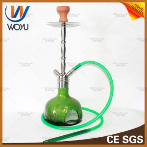Glass Smoking Hand Pipe Shisha Hookah pictures & photos