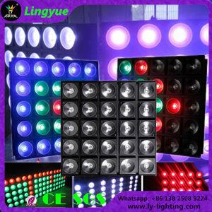 DJ 25X10W LED Stage Matrix Blinder Light pictures & photos