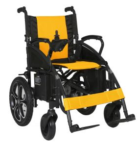 Cheapest Folding Electric Wheelchair pictures & photos