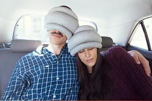 2017 Lowest Price Micro-Beads Sleep Soft Travel Ostrich Pillow pictures & photos