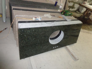 Competitive Black Granite for Countertop and Granite Tile pictures & photos