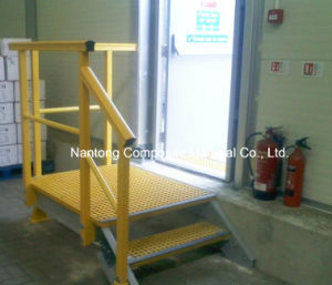 Fiberglass GRP Access Structures/FRP Grating Structures pictures & photos