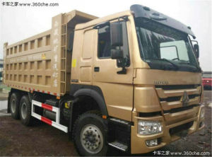 HOWO 6X4 Mining Dumping Truck with 420HP pictures & photos