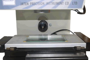 Easy Operate Optical Vertical Profile Measuring Projector pictures & photos