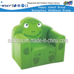Children Furniture Frog Type Small Single Sofa (HF-09806) pictures & photos
