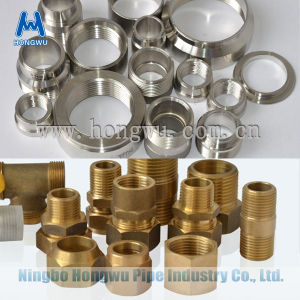 Manufacture of Stainless Steel Fittings Brass Fittings