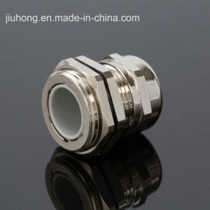 Nickle Plated Brass Cable Gland pictures & photos