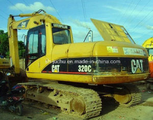 Second Hand Caterpillar 320 Cl Hydraulic Track Excavator (CAT 320C 330CL) pictures & photos