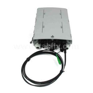 FTTH Waterproof 8 Cores Fiber Optic Splitter Box/Distribution Box pictures & photos