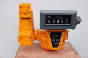 Mechanical Flow Meter for Fuel Tanker pictures & photos