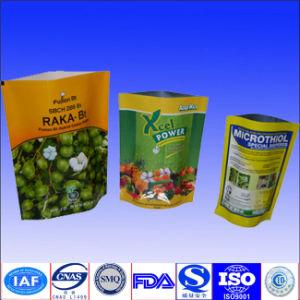 Aluminum Foil Food Packaging Pouch (L) pictures & photos