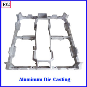 LCD Display Support Bracket, Wall Mount Aluminum Die Casting pictures & photos