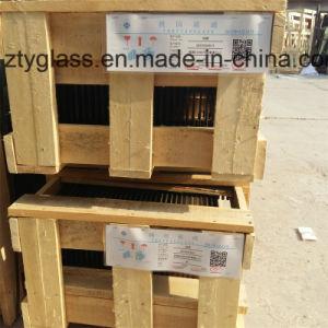Tempered Bus Door Glass for Huanghai Passenger Door Upper Side pictures & photos