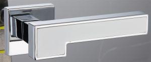 Hot Zinc Alloy Door Lock Handle (Z0-22294 SNB) pictures & photos