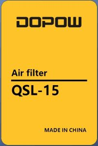 Dopow QSL-15 Pneumatic Air Filter pictures & photos