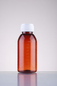 Plastic Vial for Liquid Medicine Packaging pictures & photos
