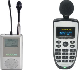 Wireless Radio Guide System pictures & photos
