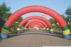 Colorful Inflatable Advertisement Inflatable Arch for Event pictures & photos