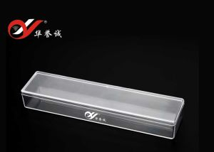 Clear Color Rectangle Shape Plastic Jewelry Display Box pictures & photos
