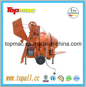 Concrete Mixer Machine Manufacturer by Topall Machinery pictures & photos