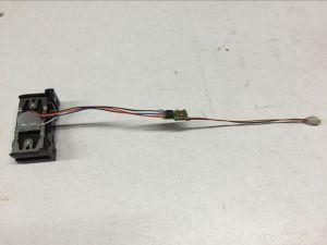 Hot Selling 3mm 2tracks Magnetic Swipe Card Reader World Smallest Skimmer Compatible with Msr008 Msrv008 Msrv007 Msr007/Msr014 pictures & photos