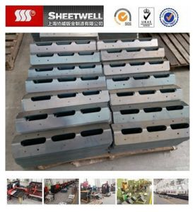 Laser Cutting and Bending of Thick Steel Metal Sheet Part pictures & photos