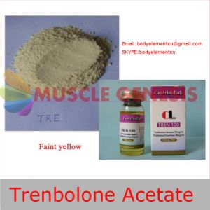Pharmaceutical Trembolone Anabolic Steroid Powder Trenbolone Acetate for Lean Muscle pictures & photos