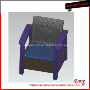 Plastic Injection/Rattan/Arm Sofa/Comfortable Chair Molding pictures & photos