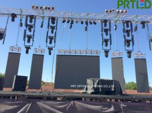 Portable Outdoor Advertising LED Display with Light Weight Panles 500X500mm (P4.81, P5.95, p6.25) pictures & photos
