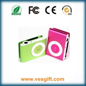 Promotion Gift Sport MP3 with Mini Clip pictures & photos