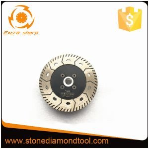 Diamond Cutting and Grinding Wheel for Stone with Flush pictures & photos