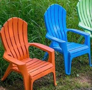 Adults and Kids Plastic Beach Chair pictures & photos