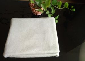 Two-Tone Bamboo Fleece Baby Blanket pictures & photos