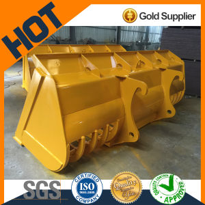 China Manufacture Standard Size 3m3 Bucket for Shanmon Wheel Loader pictures & photos