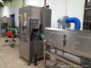 Automatic Labeling Machine / Sleeve Shrink Labeller / Shrinking Labeling Machine pictures & photos