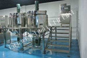 Flk Ce Stainless Steel Full Automatic Mixing Machine pictures & photos