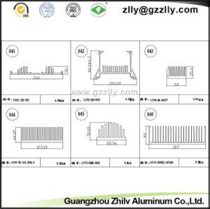 Building Material Hot Sale Aluminum Comb Shape Heat Sink pictures & photos