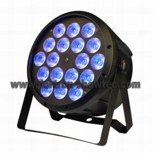 LED PAR Light RGBW 18X8w 4in1