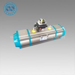 Fast Acting Rotory Pneumatic Cylinder Pneumatic Actuator pictures & photos