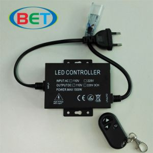 Single Color LED Strip Dimmer 220V 110V pictures & photos