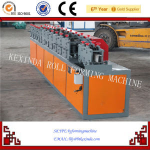 National Standard Wardrobe Sliding Door Frame Making Machine pictures & photos