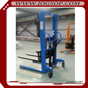 Hand Pallet Truck and Manual Stacker pictures & photos