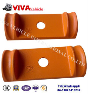 Truck Trailer Axle Cover Plate for Fuwa American Type Suspension