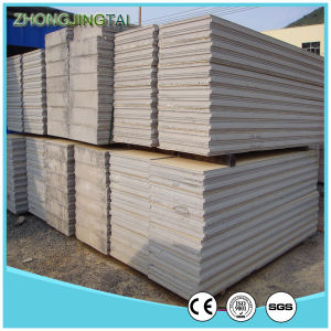 Fireproof Exterior Insulated EPS Cement Sandwich Wall Panel pictures & photos