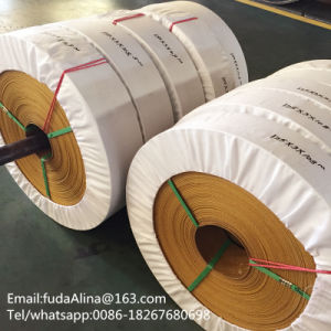 Flat Rubber Transmission Belt pictures & photos